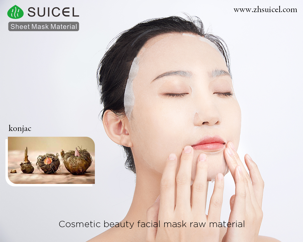 Synthetic private label beauty facial sheet mark Materials - Do They Have Any Side Effects?